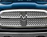 Dodge RAM / Nació GRANDE
