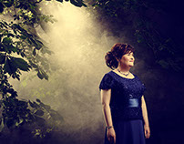 Susan Boyle by Jason Bell