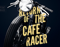 CafeRacer Typeface