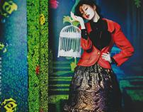 DREAMY GARDENS Harper`s Bazaar Taiwan