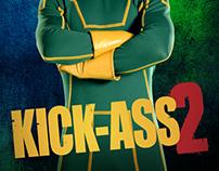 Kick Ass 2 – Digital Outdoor