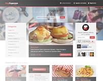 HayCupones.com - Web design