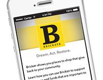 Brickstr Mobile App