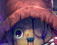 Overpaint Tony Tony Chopper