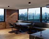Luxury Penthouse by STUDIOMINT Beaconsfield Parade