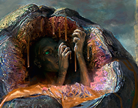 Geode - Illustration