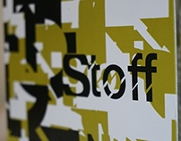 Stoff  Electronic music cover cd