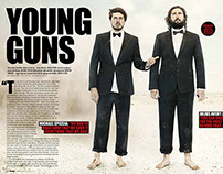 Son of a gun directors by Alina Gozina