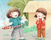 Vietnamese Folk Game