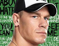 WWE: John Cena Poster design