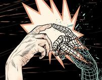 The Digital Future - Illustration series