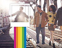 Polaroid Website Redesign