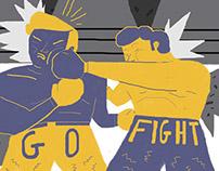 Go fight !
