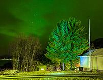 Myrlandshaugen Night Shots
