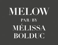 MELOW FALL-WINTER 2011 LOOKBOOK
