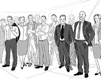 Storyboard - Prawnicy