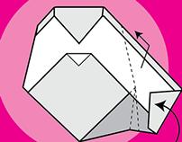 Origami instructives