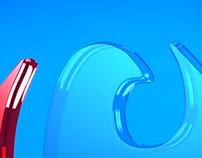 Logo 3d - Carrefour