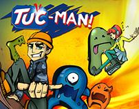 TUC - MAN  social media campaign