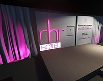 rhr Hotel launching event