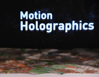 Motion Holographics