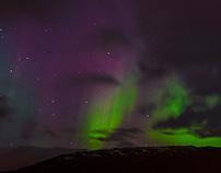 Northern Lights Landscapes