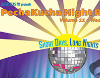 Design—Poster for PechaKucha Vol.11 RKE