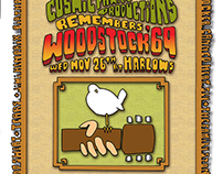 Woodstock Tribute Poster