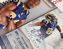 2014 St. Louis Rams Season Tickets