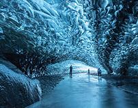 Inside the Glacier