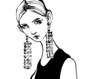 Celine Sketches