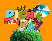 Logo Picnic Family Day