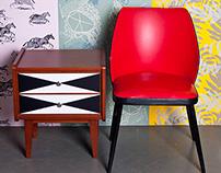 Renovated Furniture by SH Studio