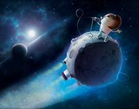 Stargazing 2 - Space singer