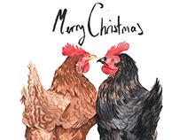 2014 Christmas cards