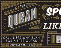 Why Islam Bus Ads