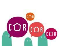 COR - corporate identity