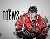 2014 Chicago Blackhawks Player Wallpapers