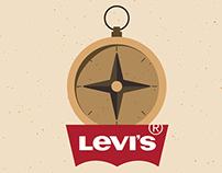 LEVI'S   illustration