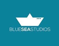 Blue Sea Studios - Brand Identity Proposal