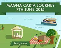 Magna Carta Poster Illustration