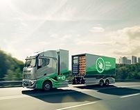 ABN AMRO truck