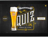 Quiz SuperPrix - Mondial de La Bière