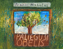 "Picture book ""Paliegusi obelis"""