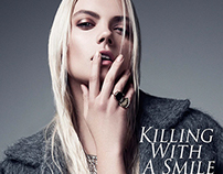 The Storm Magazine - Killing with a Smile