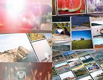 Instagram Photos Presentation // Videohive