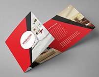 Brochure Multipurpose Square