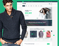 SPLASH - E-Commerce Theme