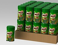 Cormack Packaging- Milo Redesign