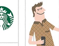 Powermat at Starbucks